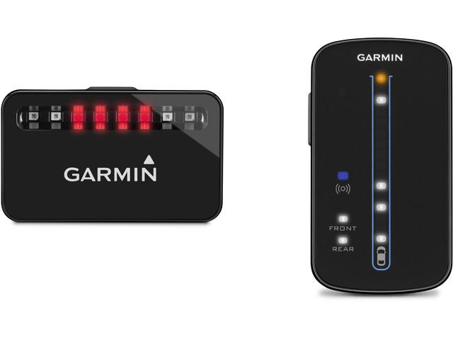 Garmin Varia Radar Conjunto Unidad de control RDU + luz trasera RTL501 según normativa, black